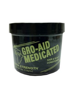 Gro Aid Medicated Hair And Scalp Conditioner