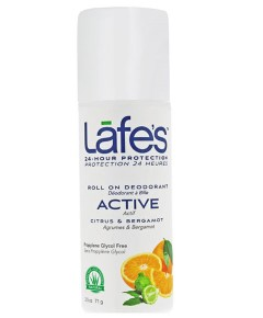 24 Hour Protection Roll On Deodorant Active