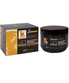 Lemon Plus Honey Face And Body Butter