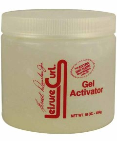 Leisure Curl Gel Activator For Extra Dry Hair