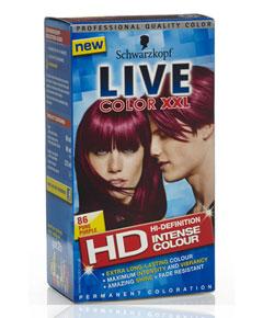 Live Color XXL Hi Definition Intense Colour