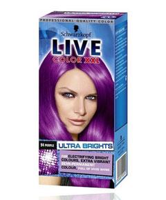 Live Color XXL Ultra Brights Semi Permanent Colour