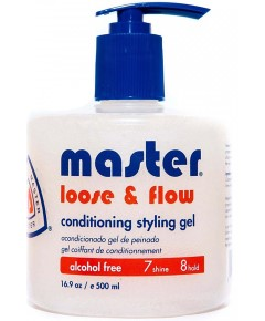 Master Loose And Flow Conditioning Styling Gel