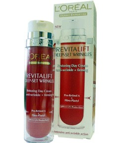 Revitalift Deep Set Wrinkles Day Cream