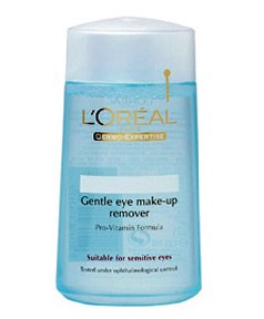 Dermo Expertise Cleansing Gentle Eye Makeup Remover