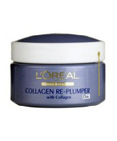 Wrinkle De Crease Collagen Re Plumper Day Cream