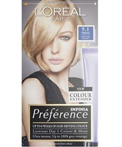 Preference Infinia Permanent Colour 9.1 Viking