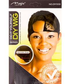 Magic Collection DIY Series Side Parting U Part Wig Cap DIY003