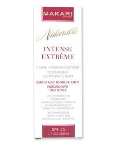 Naturalle Intense Extreme Moisturising Lightening Cream