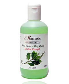 Aromatherapy West Indian Bay Rum Double Strength