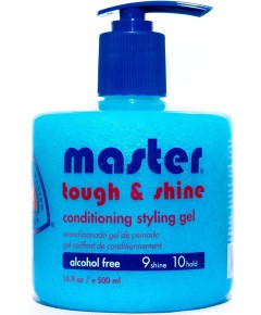 Master Tough And Shine Conditioning Styling Gel