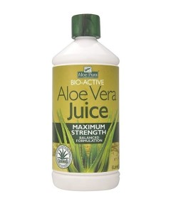 Aloe Pura Bio Active Aloe Vera Juice Maximum Strength
