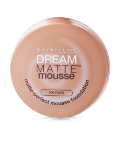 Dream Matte Mousse Matte Perfect Mousse Foundation