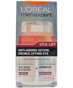 Men Expert Vita Lift Anti Ageing Action Double Lifting Eye
