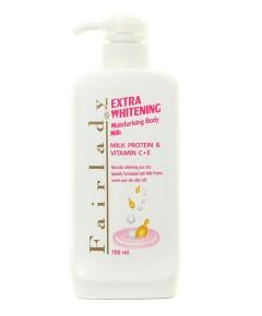 Fairlady Extra Whitening Moisturising Body Milk