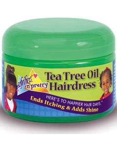 Sof n Free n Pretty Tea Tree Oil Hairdress