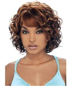 Model Model Syn Bling Wig