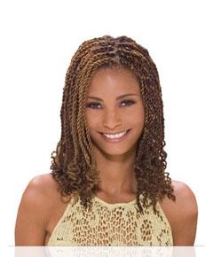 Model Model Syn Jamaican Twist Braid