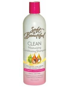 Soft And Beautiful Clean Moisturizing Conditioning Shampoo