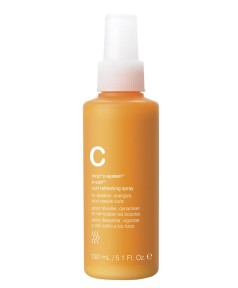 C System Curl Refreshing Spray