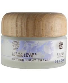 DETOX Oxygen Light Cream