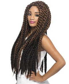 Natural Kinky Syn Dance Twist Braid
