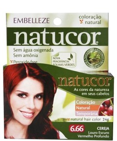 Natucor Permanent Hair Color