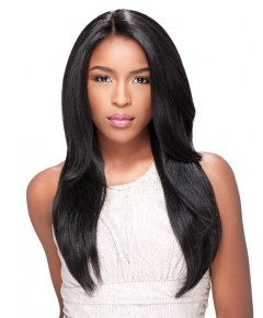 Brazilian Virgin Remi Natural Straight Lace Wig