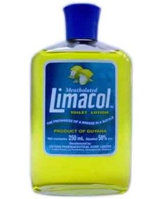 Limacol Mentholated Toilet Lotion
