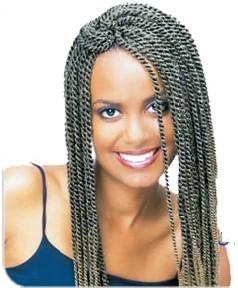 2 X Mambo Syn Tantalizing Twist Braid