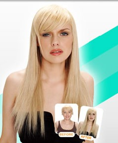 Luxury EW Indian 4Pcs Clip Ins