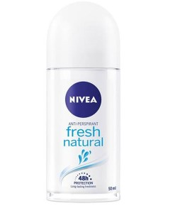 Nivea Fresh Natural 48 H Protection Roll On