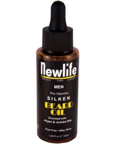 Silken Beard Oil