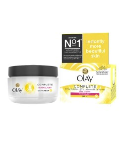 Olay Complete Day Cream SPF 15 Normal Dry Skin