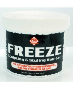Freeze Sculpting and Styling Hair Gel