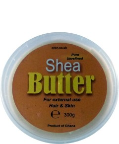 Ofori Pure Unrefined Shea Butter