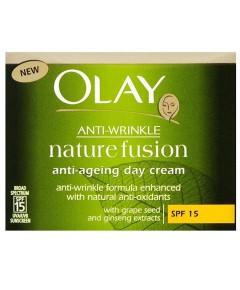 Olay Anti Wrinkle Nature Fusion Day Cream SPF15