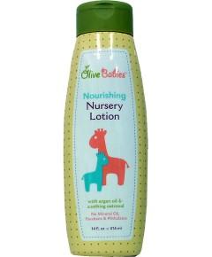 Olive Babies Nourishing Nursery Lotion