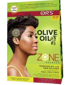 ORS Olive Oil Zone Targeted No Lye Relaxer