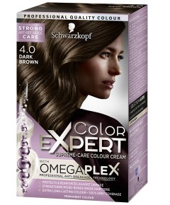 Color Expert Omegaplex Colour Cream 4.0 Dark Brown