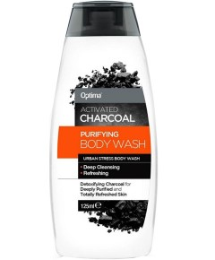 Activated Charcoal Purifying Body Wash
