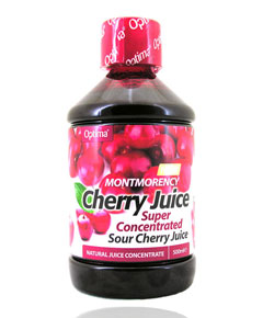 Montmorency Cherry Juice
