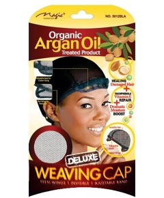 Magic Collection Organic Argan Oil Weaving Cap