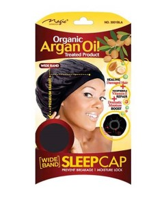 Magic Collection Organic Argan Oil Sleep Cap 3001