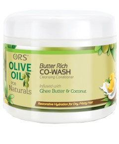 ORS Olive Oil For Naturals Butter Rich Co Wash