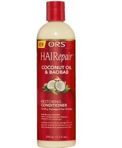 ORS Hairepair Coconut Oil And Baobab Restoring Conditioner