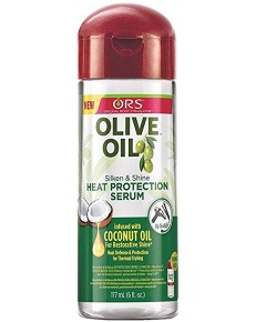 ORS Olive Oil Heat Protection Serum Infused With Coconut Oil