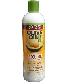 ORS Olive Oil With Pequi Oil Frizz Control And Shine Conditioner