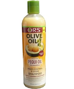 ORS Olive Oil With Pequi Oil Frizz Control And Shine Shampoo