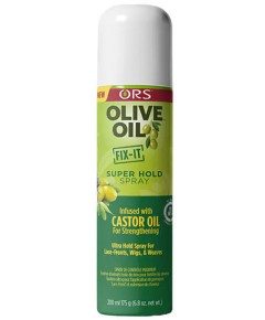 ORS Olive Oil Super Hold Spray With Castor Oil